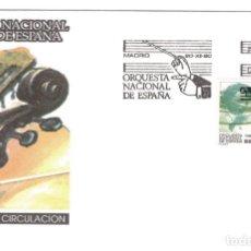 Sellos: ESPAÑA 1990 - SOBRES PRIMER DIA - EDILFIL 3098. Lote 184622097