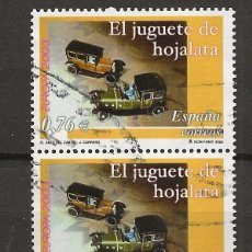 Sellos: R35/ ESPAÑA USADOS 2003, EDIFIL 3982, EUROPA . Lote 184754052