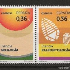Sellos: R35/ ESPAÑA 2012, EDIFIL 4734/35 MNH**, CIENCIA. Lote 184789955