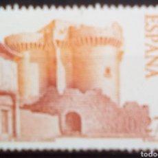 Sellos: ESPAÑA CASTILLOS SELLO USADO. Lote 184919192