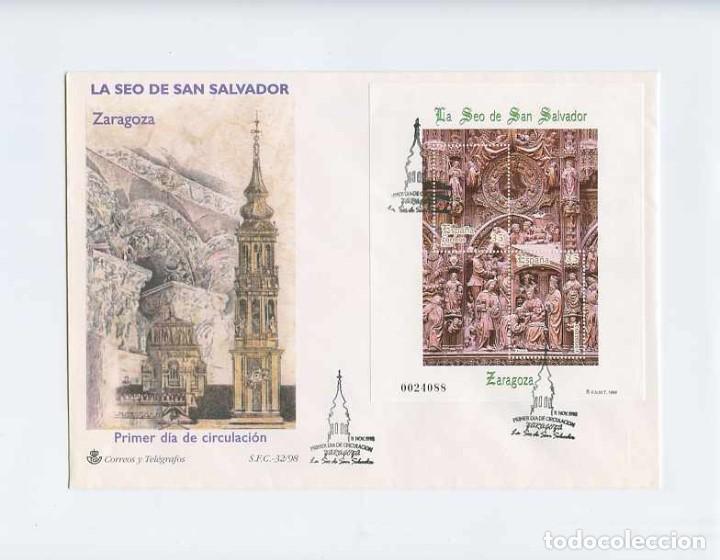 Sellos: España 1998 - AÑO COMPLETO - MNH - Montado en hojas FILABO - Foto 12 - 185684967