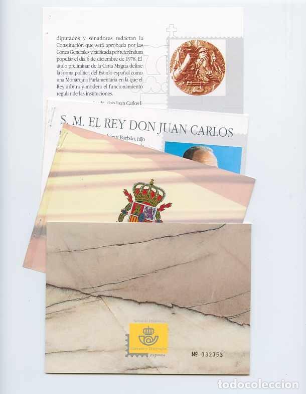 Sellos: España 1998 - AÑO COMPLETO - MNH - Montado en hojas FILABO - Foto 14 - 185684967