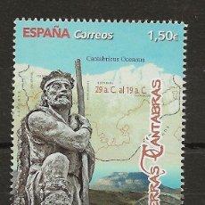 Sellos: R13.G1/ ESPAÑA 2019 MNH**, GUERRAS CANTABRAS. Lote 186000497