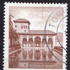 Sellos: ESPAÑA 3588 - AÑO 1998 - PREMIO AGA KHAN DE ARQUITECTURA - LA ALHAMBRA DE GRANADA. Lote 186276102