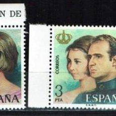 Sellos: ESPAÑA 1975 - EDIFIL 2302/2305 (**). Lote 186329191