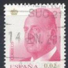 Sellos: ESPAÑA - AÑO 2008 - EDIFIL 4361 - JUAN CARLOS I (BÁSICA) - USADO. Lote 187095975