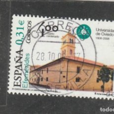 Sellos: ESPAÑA 2008 - EDIFIL NRO. 4400 - USADO. Lote 187576682