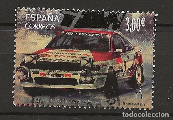 R35/ ESPAÑA USADOS, TOYOTA (Sellos - España - Juan Carlos I - Desde 2.000 - Usados)