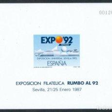 Sellos: ESPAÑA SPAIN PRUEBA DE LUJO Nº 11. Lote 211436994