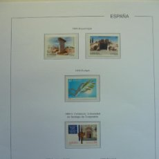 Francobolli: 6 SELLOS. EDIFIL 3361/89/94/95/96/3402. NUEVOS. Lote 189580728