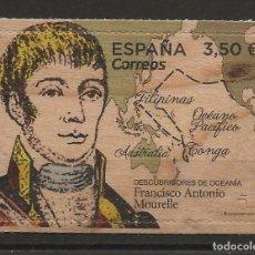 Sellos: R13/ ESPAÑA 2019 MNH**, FRANCISCO ANTONIO MOURELLE. Lote 189956795