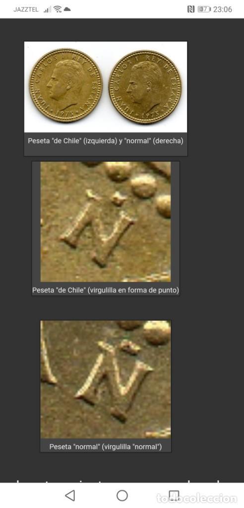 Sellos: Rollo Peseta con error ñ chilena - Foto 3 - 189965001