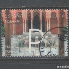 Sellos: SELLO USADO DE ESPAÑA -MARCA ESPAÑA, P, PATRIMONIO-, AÑO 2014, EN MUY BUEN ESTADO. Lote 191284816
