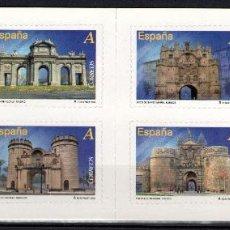 Sellos: ESPAÑA 4681C** - AÑO 2012 - ARQUITECTURA - ARCOS Y PUERTAS MONUMENTALES. Lote 191524493