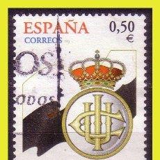 Sellos: 2002 DEPORTES. CENTENARIO REAL CLUB UNIÓN, EDIFIL Nº 3887 (O) . Lote 191578818