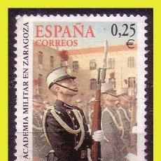Sellos: 2002 75º ANIVº ACADEMIA GENERAL MILITAR DE ZARAGOZA, EDIFIL Nº 3886 (O) . Lote 191578975