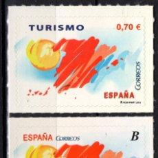 Sellos: ESPAÑA 4689/90** - AÑO 2012 - TURISMO. Lote 191650328