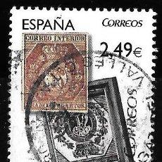 Timbres: ESPAÑA 2010. EXFILNA. SH 4607. Lote 191723503