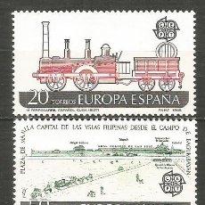 Selos: ESPAÑA EUROPA EDIFIL NUM. 2949/2950 ** SERIE COMPLETA SIN FIJASELLOS. Lote 192906101