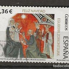 Sellos: TV_001/ ESPAÑA USADOS 2012, EDIFIL 4755, NAVIDAD. Lote 192984595