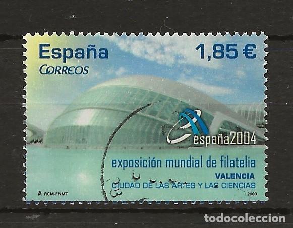 TV_001/ ESPAÑA USADOS 2003, ESPAÑA 2004 (Sellos - España - Juan Carlos I - Desde 2.000 - Usados)
