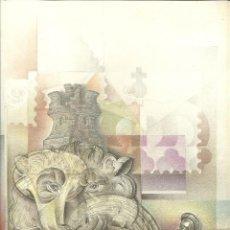 Selos: CARPETA FILATÉLICA , PRESENTACIÓN DEL SELLO DEDICADO A LA CAJA MADRID. Lote 193241193