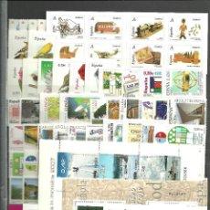 Selos: ESPAÑA AÑO 2007 COMPLETO SELLOS NUEVOS SIN FIJASELLOS PRECIO POR DEBAJO VALOR FACIAL (SEGÚN FOTO). Lote 193260721