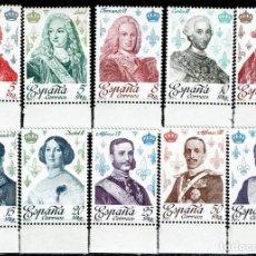 Sellos: ESPAÑA 1978 - EDIFIL 2496/2505 (**). Lote 194227767
