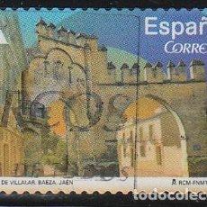 Sellos: EDIFIL Nº 4843, ARCO DE VILLALAR (BAEZA - JAEN), USADO. Lote 194514866