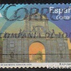 Sellos: EDIFIL 4841, ARCO DE SAN BENITO (SAHAGUN - LEON), USADO. Lote 194515363