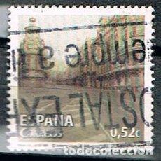 Sellos: EDIFIL 4787 A, ARTE CONTEMPORANEO, ANTONIO LOPEZ: GRAN VIA, USADO. Lote 194517402