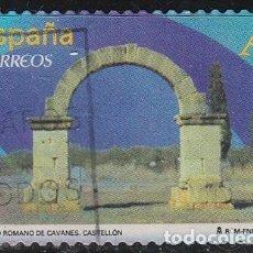 Sellos: EDIFIL 4770, ARCO ROMANO DE CABANES (CASTELLON), USADO. Lote 194518931