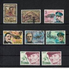 Sellos: ESPAÑA EDIFIL Nº 2574(2)NUEVOS+2593/94+2595/98 AÑO 1980 3 SERIES COMPLETA + 1 SELLO. Lote 194526038