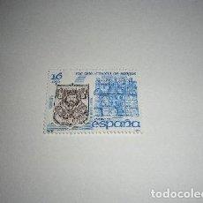 Sellos: ESPAÑA EDIFIL 2743*** - AÑO 1984 - 1100º ANIVERSARIO DE LA CIUDAD DE BURGOS. Lote 194526365