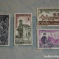 Sellos: 125 º ANIVERSARIO DEL SELLO ESPAÑOL EDIFIL Nº 2232 A 2235 NUEVOS. Lote 194527455