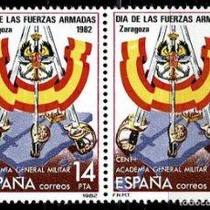 Sellos: ESPAÑA 1982 - EDIFIL 2659 (**) PAREJA. Lote 194564818
