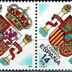 Timbres: ESPAÑA 1983 - EDIFIL 2685 (**) PAREJA. Lote 194591550
