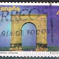Sellos: EDIFIL Nº 4688, ARCO DE BARA EN TARRAGONA, USADO. Lote 194635748