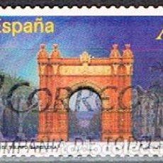 Sellos: EDIFIL Nº 4683, ARCO DEL TRIUNFO DE BARCELONA, USADO. Lote 194635872