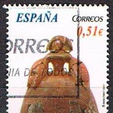 Sellos: EDIFIL Nº 4739, ARTE CONTEMPORANEO, MANOLO VALDES: LA INFANTA MARGARITA, USADO. Lote 194636588