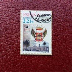 Sellos: SELLO 500 ANIVERSARIO FUNDACIÓN DE LA OROTAVA ESPAÑA . Lote 194676417