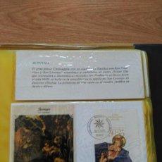 Sellos: ÁLBUM SOBRES DE NAVIDAD 1978. Lote 194701855