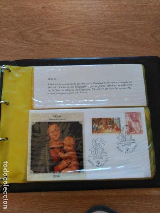 Sellos: Álbum Sobres de Navidad 1978 - Foto 4 - 194701855