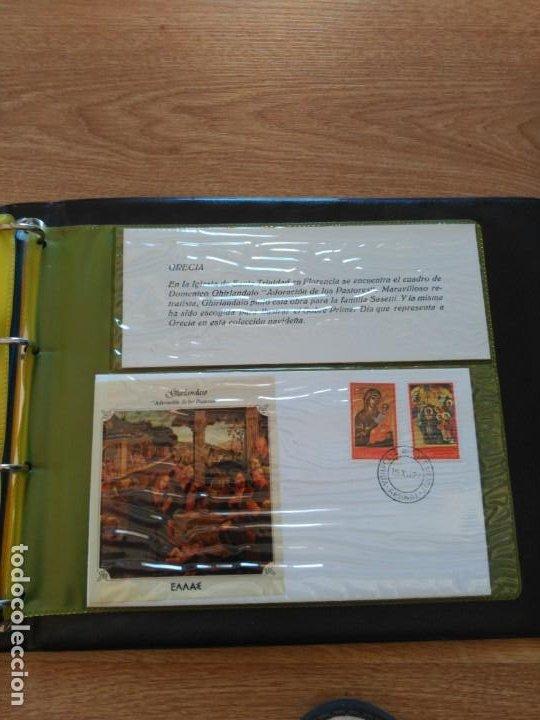 Sellos: Álbum Sobres de Navidad 1978 - Foto 10 - 194701855