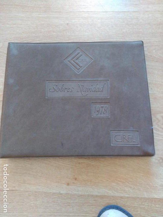 Sellos: Álbum Sobres de Navidad 1978 - Foto 12 - 194701855