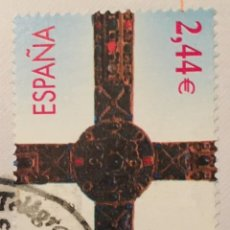 Sellos: SELLO DE HB USADO AÑO 2008 EDIFIL 4411. Lote 194736638