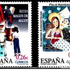 Sellos: SELLOS USADOS DE ESPAÑA, EDIFIL SH 4031/ 32. Lote 213508227