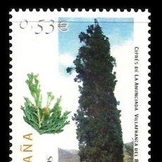 Sellos: ESPAÑA 2006. EDIFIL 4221. ARBOLES MONUMENTALES. NUEVO** MNH. Lote 194858873
