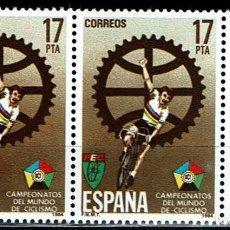 Timbres: ESPAÑA 1984 - EDIFIL 2772 (**) PAREJA. Lote 194881360