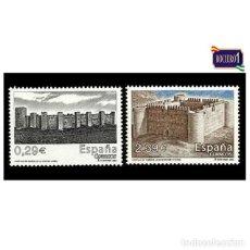 Sellos: ESPAÑA 2006. EDIFIL 4259-60 4260. CASTILLOS. NUEVO** MNH. Lote 194882657